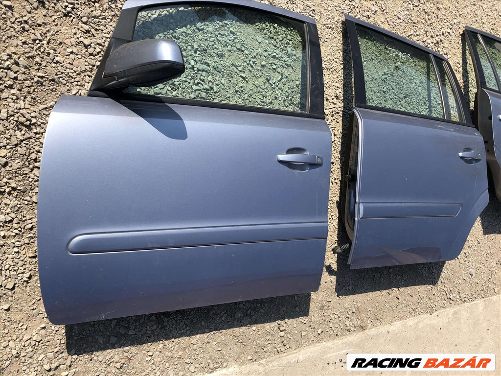 Opel Zafira B balos ajtó Z163 1. kép