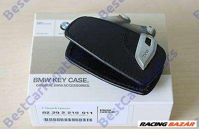 Gyári BMW bőr kulcstok 82292219911