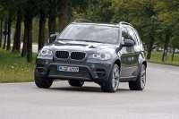 BMW x5 E70 jobb első xenon fényszóró