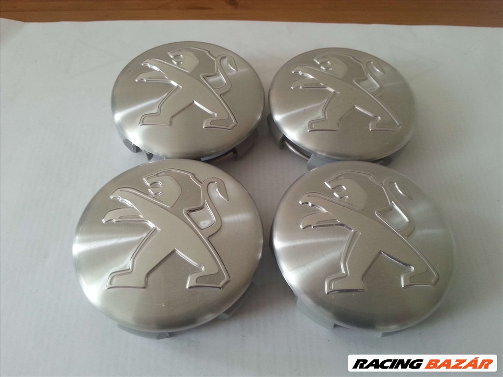 Peugeot új alufelniközép kupak 1. kép