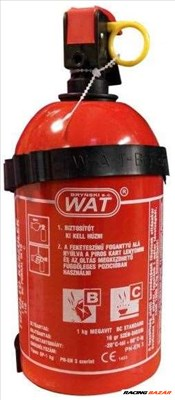 Tűzoltó készülék 1kg B, C