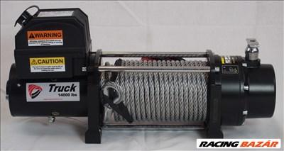 Macon Winch 14000 elektromos csörlő 6,5 tonna 10 év garancia