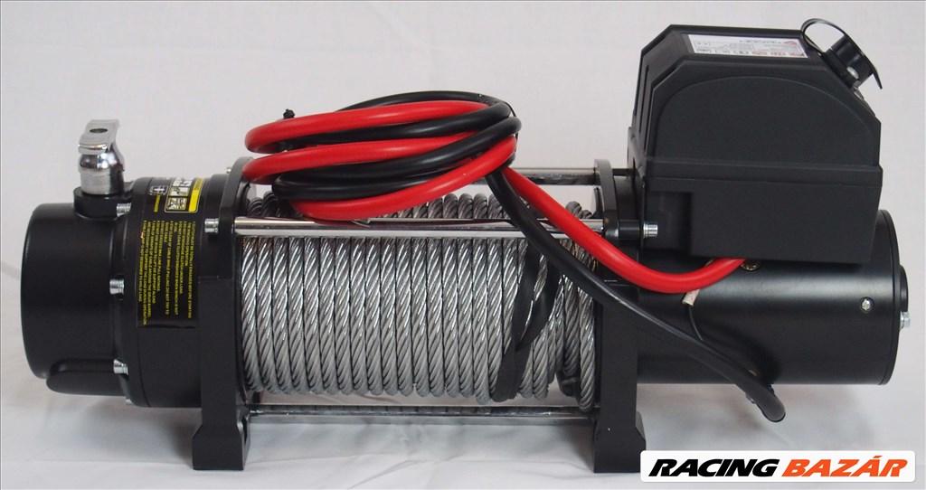 Macon Winch 14000 elektromos csörlő 6,5 tonna 10 év garancia 5. kép