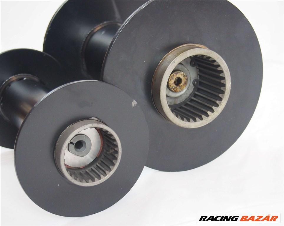 Macon Winch 14000 elektromos csörlő 6,5 tonna 10 év garancia 6. kép