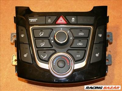 Hyundai i30 (2nd gen) fűtésvezérlő panel 97250A6570