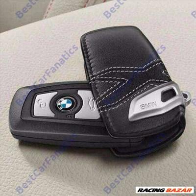 Gyári BMW X bőr kulcstok 82292355521
