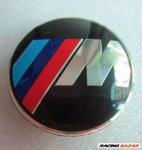 BMW M -es alufelni közép kupak - 68 mm -es gyári felnihez!