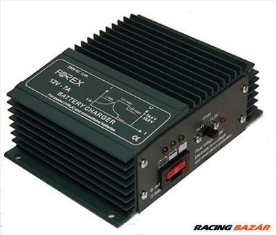 T127 automata akkumulátortöltő, AGM akkumulátorokhoz is