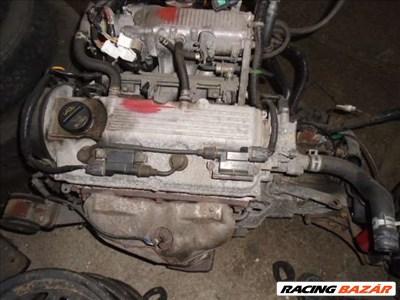Suzuki Swift, '03-as, 1.3 16v motor, komplett motor+váltó blokkolásgátló jeladó