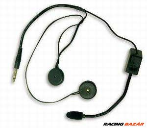 Terratrip Clubman headset nyitott sisakhoz