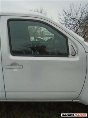 Nissan Pathfinder, Navara D40, '05-től, 2.5 Dci, ezüst, első ajtó eladó