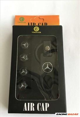Mercedes -hez szelepsapka szett - kulcstartóval.