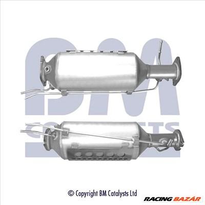 BM Catalysts BM11023 DPF dízel részecskeszűrő Ford C-Max I / Focus II / Galaxy / Mondeo IV / S-Max
