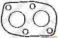 BOSAL 256-699 - kipufogócső tömítés FIAT LANCIA