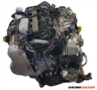 CXM 1.6 CR TDI motor