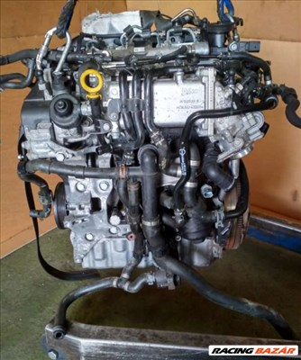 DBK 1.6 CR TDI motor