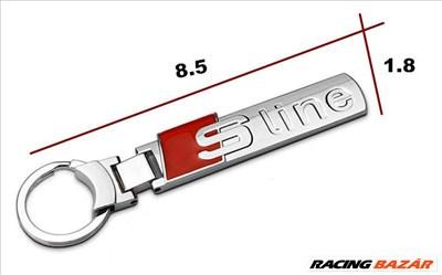 S-line feliratos kulcstartó