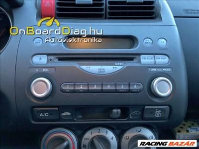 Honda Jazz Gyári rádió, fejegység javítás garanciával!