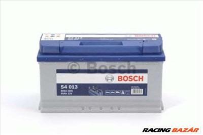 BOSCH 0 092 S40 130 - Indító akkumulátor ALFA ROMEO ALPINA ASTON MARTIN AUDI BENTLEY BMW BUGATTI CHE
