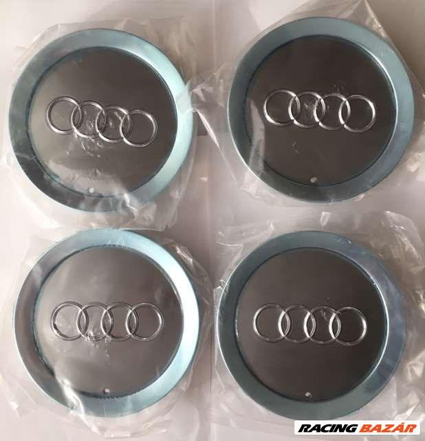 Audi -s felni közép, kupak 4E0601165A 1. kép