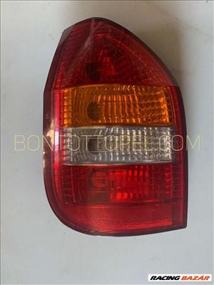 Opel Zafira A bontott bal hátsó lámpa 2003-ig