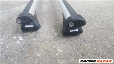 Saab kombi gyári tetőcsomagtartó kulcsával eladó!