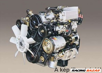 Ford DOFA  2.4TDDI Bontott motor