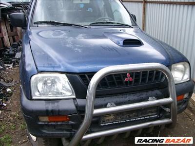 Mitsubishi L200 bontott alkatrészei