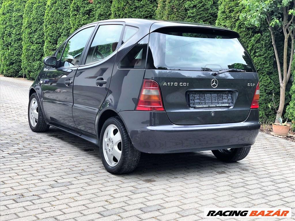 Eladó Mercedes A 170 CDI. Friss műszaki. Korrózió mentes állapot (Olasz) ! 3. kép