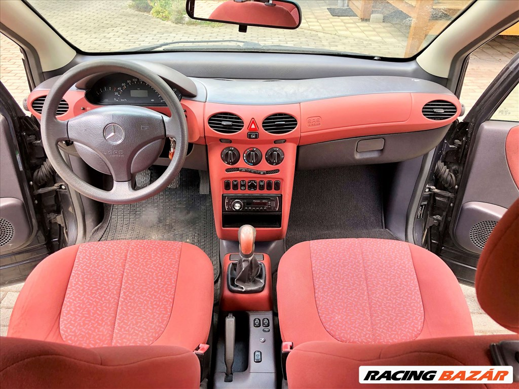 Eladó Mercedes A 170 CDI. Friss műszaki. Korrózió mentes állapot (Olasz) ! 9. kép