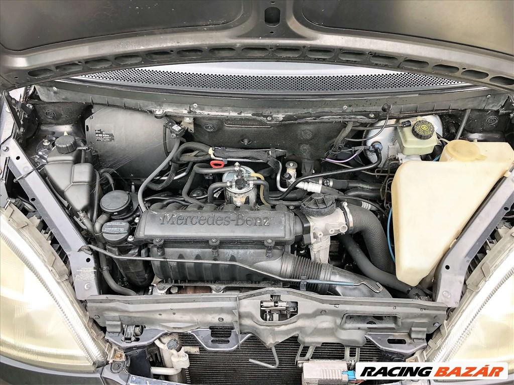 Eladó Mercedes A 170 CDI. Friss műszaki. Korrózió mentes állapot (Olasz) ! 11. kép
