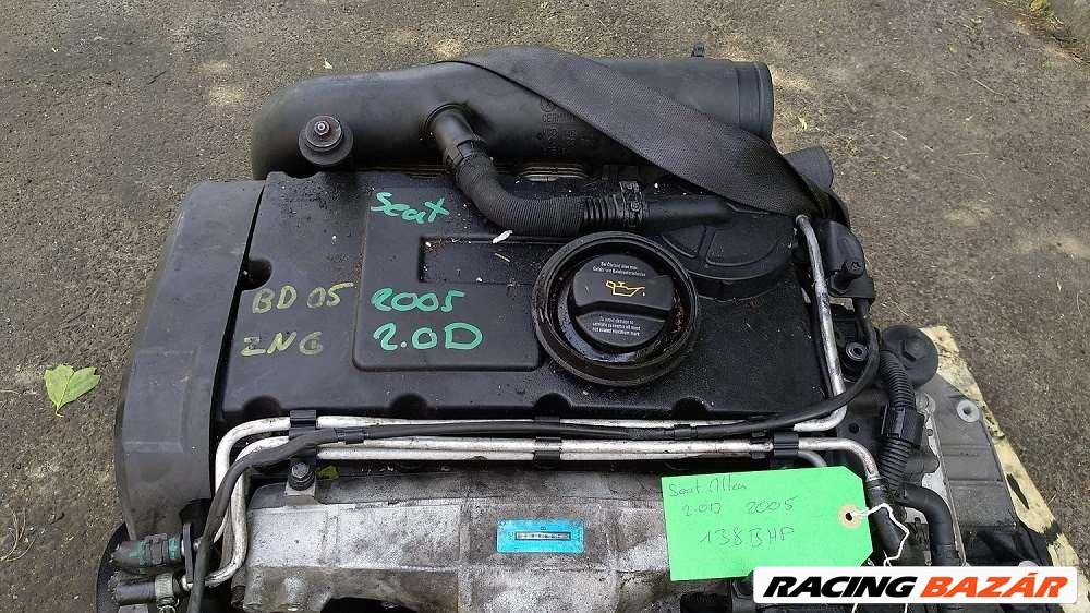 Seat  138.BHP 2.00 Bontott motor 1. nagy kép