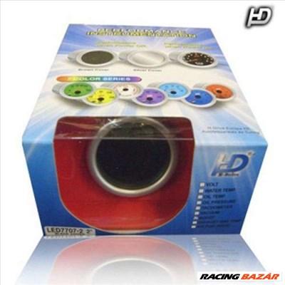 Autós sport Műszer turbónyomás mérő sötétített lencse OR-LED7707-2