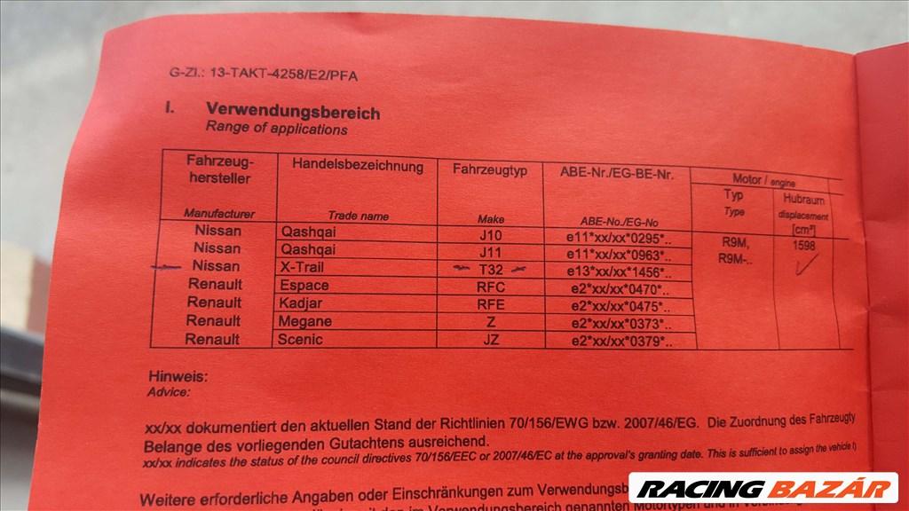 Nissan qashqai, Xtrail, Renault Kadjar, Megane DTE CRD14-System LRN38 1,6 dci tuning box  2. kép