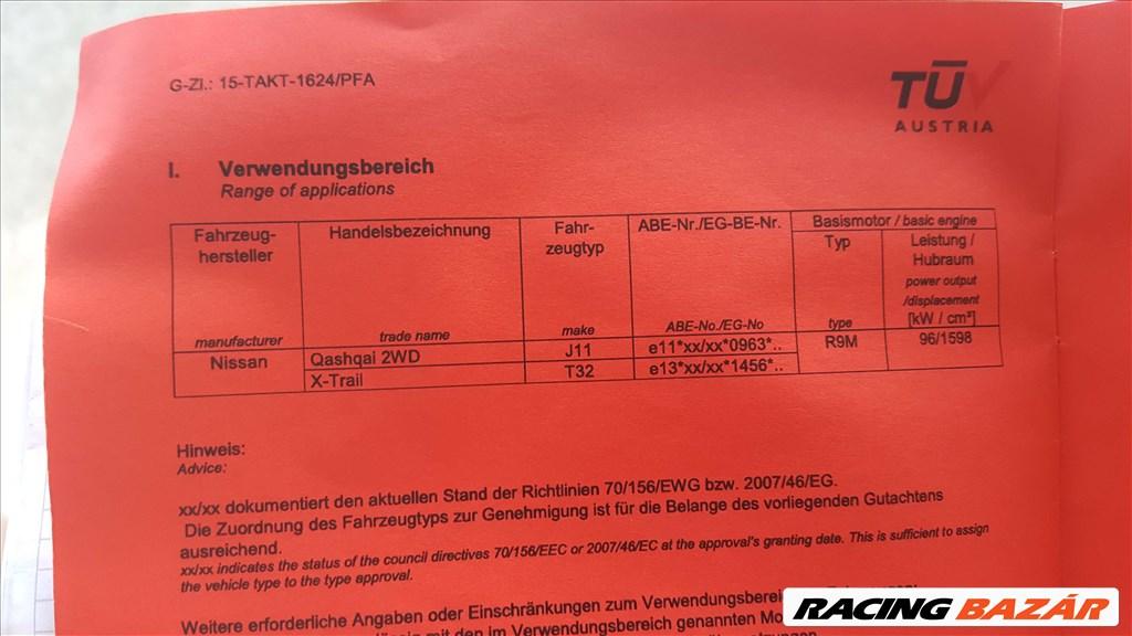 Nissan qashqai, Xtrail, Renault Kadjar, Megane DTE CRD14-System LRN38 1,6 dci tuning box  3. kép