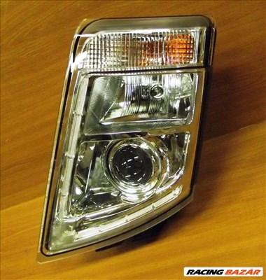 Volvo FH13 fényszóró és lámpabúra.