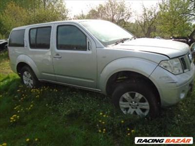 Nissan Pathfinder (R51) bontott alkatrészei