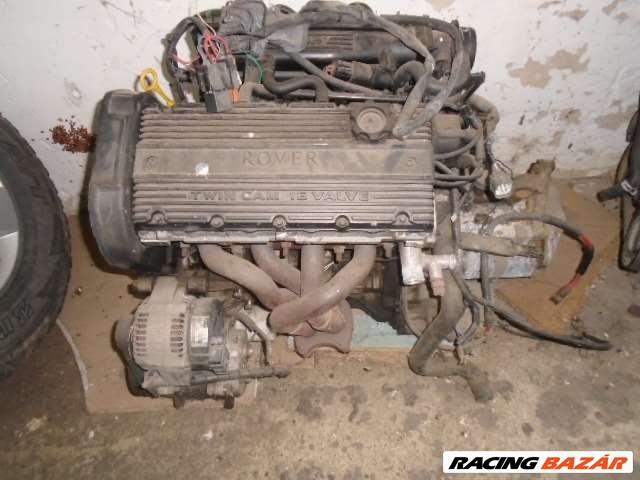 Rover 25 bontott alkatrészei 10. nagy kép