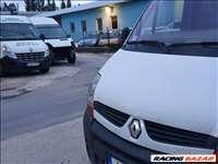 Renault Trafic II, Renault Master (2nd gen), Opel Vivaro A, Opel Movano A BONTOTT ALKATRÉSZEK