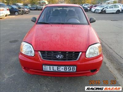 Hyundai Accent (2nd gen) bontott alkatrészei