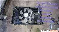 Volkswagen Golf VII 7 gyári hűtősor vízhűtő klimahűtő intercooler ventillátor