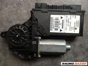 Ablakemelő motor bal hátsó Audi A4  1. kép