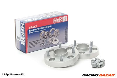 H&R Ssang-Yong Musso, Korando, 6x139,7-es, 30mm-es nyomtávszélesítő