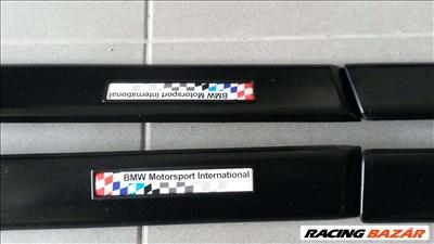 BMW Motorsport International díszléc matrica pár