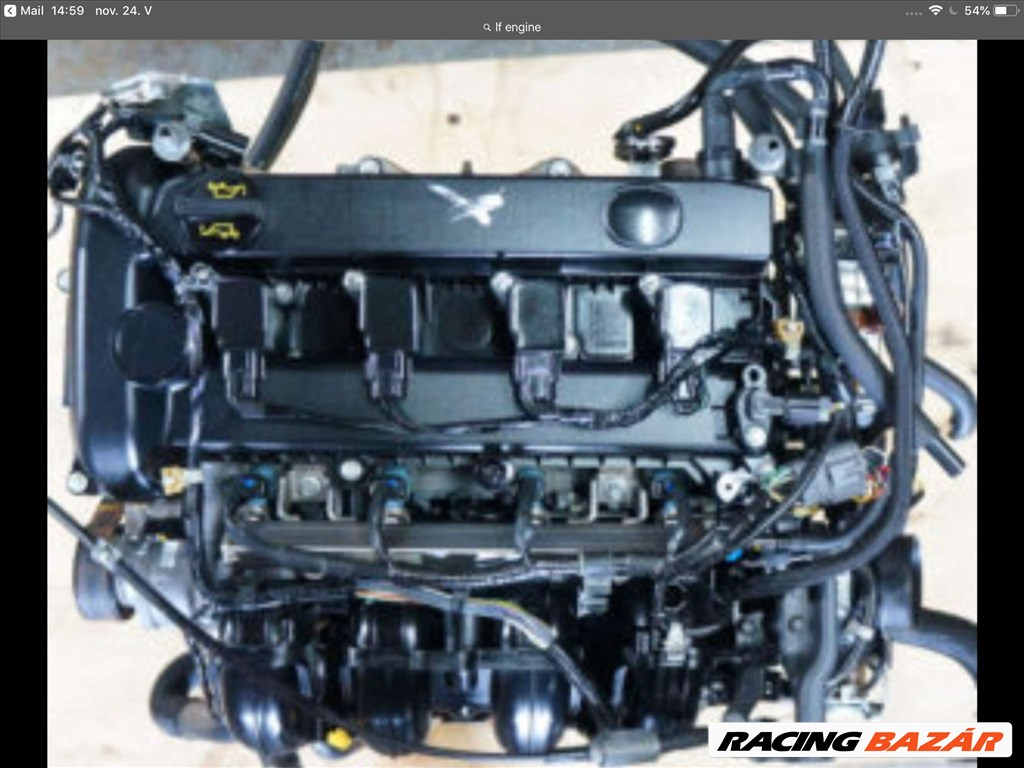 Ford  Mazda 2.0 benzin motor LF 1. kép