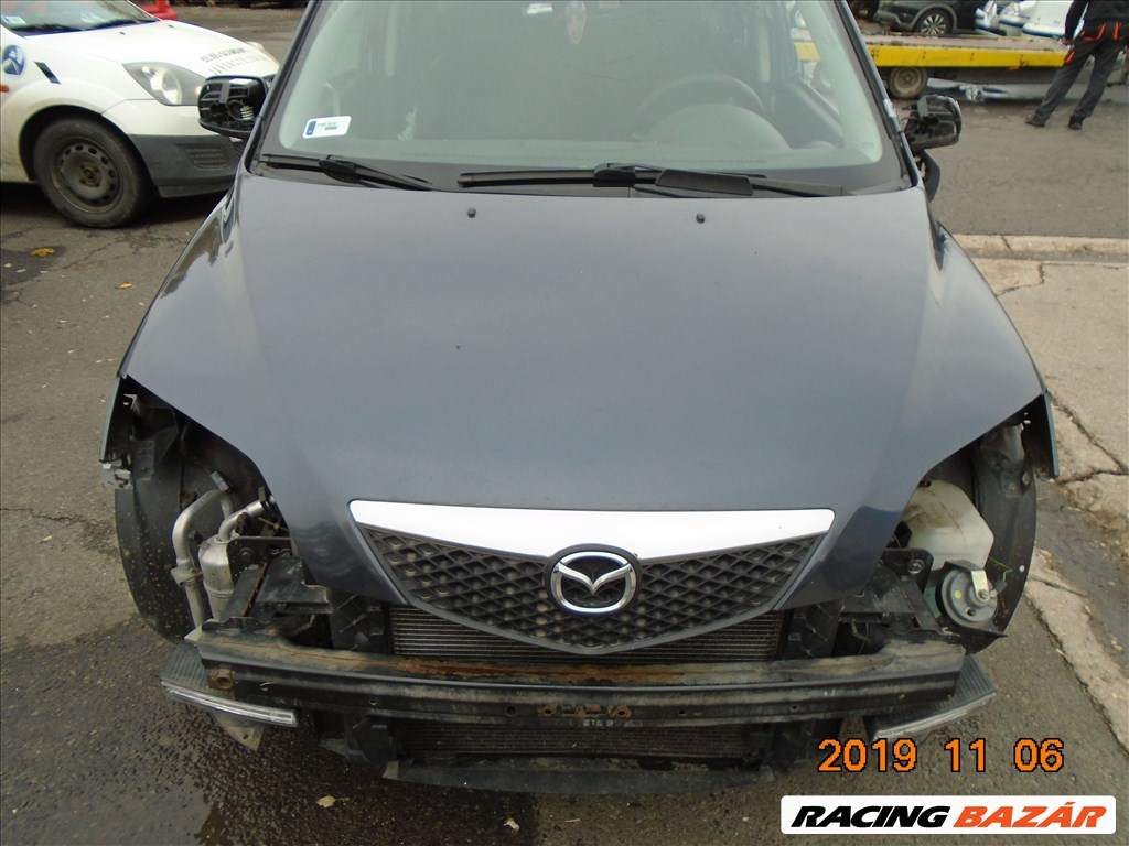 Mazda 2 (ZQ) bontott alkatrészei 1. kép
