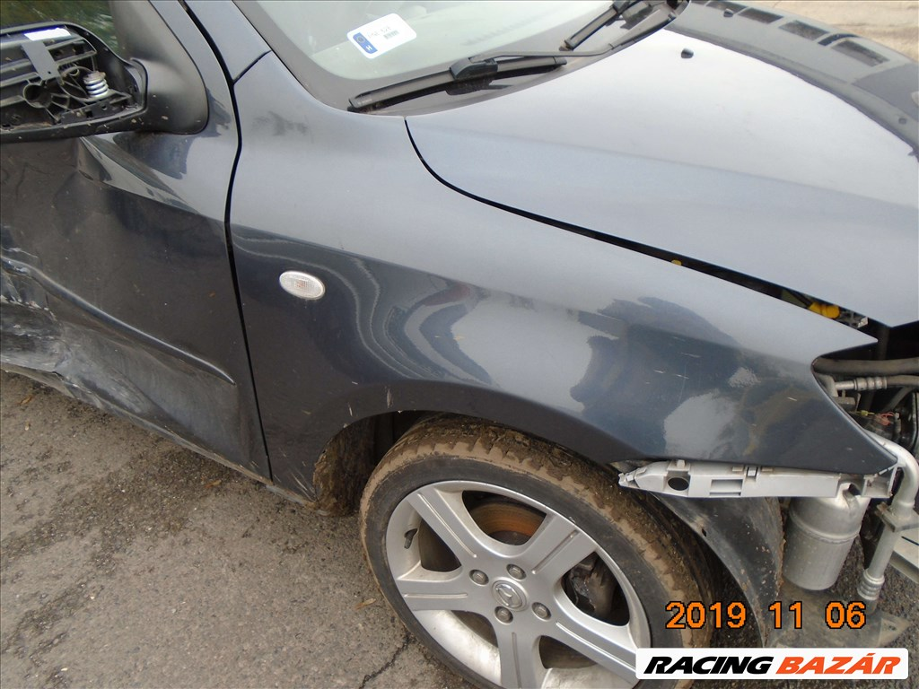 Mazda 2 (ZQ) bontott alkatrészei 2. kép
