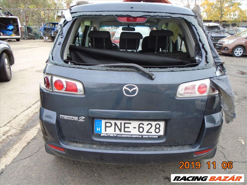 Mazda 2 (ZQ) bontott alkatrészei 6. kép