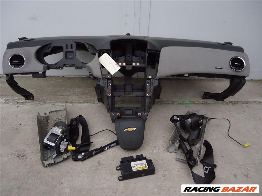 Chevrolet Cruze légzsák komlett szett 1. kép