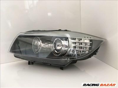 BMW E90 /E91 LCI kanyaros első lámpák / alkatrészei